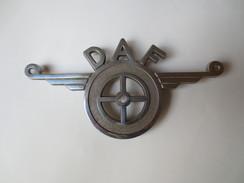 """Insigne De Calandre """" DAF """" Ancien - Camion - Tracteur Agricole - B.E - - Tracteurs"""