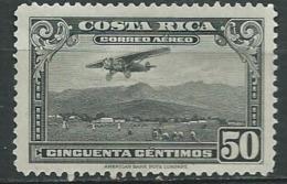 Costa Rica - Aérien - Yvert N° 20 (*) -  Ava16626 - Costa Rica