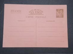 FRANCE - Entier Postal Type Iris Non Voyagé - L 9918 - Cartes Postales Types Et TSC (avant 1995)
