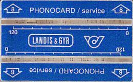 ÖSTERREICH-Service Card-gebraucht-729K - Austria