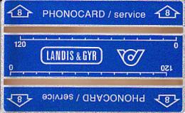 ÖSTERREICH-Service Card-mint-308K - Austria