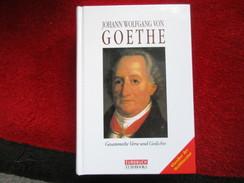 Gesammelte Gedichte (Johann Wolfgang Von Goethe) éditions Eurobuch De 1998 - Livres, BD, Revues