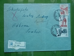 Letter, Lettre, PRIGREVICA - 1945-1992 Socialist Federal Republic Of Yugoslavia