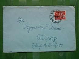Letter, Lettre, SENTA - Covers & Documents
