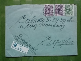 Letter, Lettre, UGLJEVIK - Covers & Documents