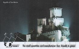 SAN MARINO-Magnet - San Marino