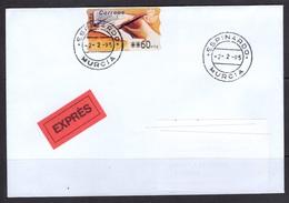 España 1995. ATM. Carta De Espinardo. - Machine Stamps (ATM)
