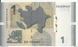 AZERBAIDJAN 1 MANAT 2009 UNC P 31 - Azerbaïdjan