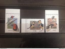Namibië / Namibia - Postfris / MNH - Complete Set Vogels 2017 - Namibië (1990- ...)