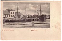 FREDERICIA - Havnen - Danemark