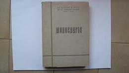 LIBRO AUTORI VARI LA GESTIONE DI STATO DELLE FERROVIE ITALIANE - MONOGRAFIE 1905 - 1956 - Libri, Riviste, Fumetti