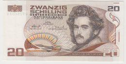 AUTRICHE 20 Schillings 1986 P148 UNC - Autriche