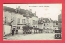 MEURSAULT HOTEL DU CHEVREUIL CARTE EN TRES BON ETAT - Meursault