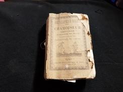 Livre CHAMOISEUR MAROQUINIER MEGISSIER PARCHEMINIER GANTIER Cuir Peaux Tannage Vélin - Livres, BD, Revues