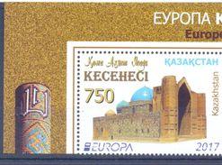 2017. Kazakhstan, Europa 2017, 1v, Mint/** - Kazakhstan
