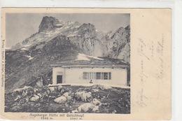 Augsburger Hütte - Hüttenstempel - 1904    (171010) - Österreich