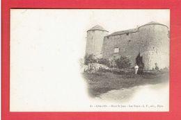 MONT SAINT JEAN 1900 LE CHATEAU CARTE EN TRES BON ETAT - Autres Communes