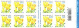 BELGIUM, 2003, Booklet 42, Yellow Tulip, 10x Europa - Booklets 1953-....