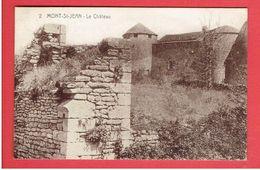 MONT SAINT JEAN 1929 LE CHATEAU CARTE EN TRES BON ETAT - Autres Communes
