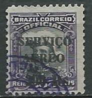 Bresil - Aérien - Yvert N°  6 Oblitéré  - Ava 16702 - Airmail
