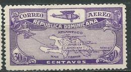 Republique Dominicaine   - Aérien   - Yvert N°  8 (*) Nsg - Ava 16719 - Dominicaine (République)
