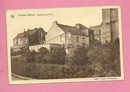 C.P. Fontaine-Valmont =   Monument  Aux  Morts - Merbes-le-Chateau