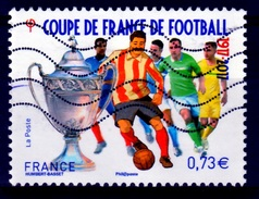 France, Coupe De France, Football, Centenary, 2017, VFU - France