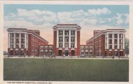 Georgia Augusta The University Hospital Curteich