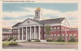 Georgia Dublin Veterans Administration Building