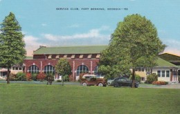 Georgia Fort Benning Service Club