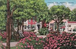 Georgia Forsythe Park Armstrong College