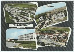 Faulquemont-Multi-vues (CPSM) - Faulquemont