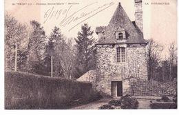 Saint Lo - Château Sainte Marie - Pavillon - Saint Lo