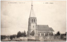 28 ANET - L'église   (Recto/Verso) - Anet