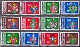 Liechtenstein MNH Sets - Stamps
