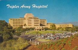 Hawaii Honolulu United States Army Tripler General Hospital
