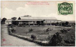 CONGO FRANCAIS Et Dépendances - Hopital Et Logement Du Docteur à Loango  (Recto/Verso) - Congo Français - Autres