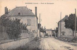 BOESSE - Porte De Bourgogne - France