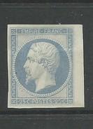 Napoleon Essay Stamp 25 C Blue   No Gum Light Crease - 1871-1875 Ceres
