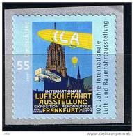 Bund 2009, Michel #  2755 ** Selbstklebend, Self-adhesive - Unused Stamps