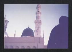 Saudi Arabia Original Photo Picture Holy Mosque Medina Islamic Photography View - Arabie Saoudite