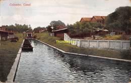 CPA  COLOMBO CANAL - Sri Lanka (Ceylon)