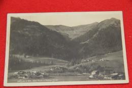 Vaud Chateau D' Oex Hotel Rosat Et Pension Morier 1939 - VD Vaud