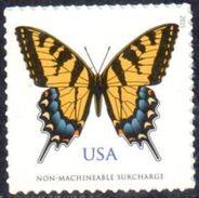 Timbre USA Adhésif - Papillon Glauque - 2015 ** - Neufs