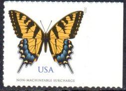 Timbre USA Adhésif - Papillon Glauque - 2015 - Bord De Feuille ** - Neufs