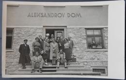 Yugoslavia, Jugoslavija, Kralj Aleksander I, Aleksandrov Dom - Yugoslavia