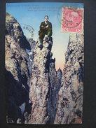 CPA  Autriche (Österreich) - Kletterpartie In Tirol's Bergen (Alpinisme, Escalade ...) - Österreich