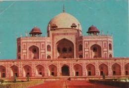 India Delhi Humayun's Tomb - India