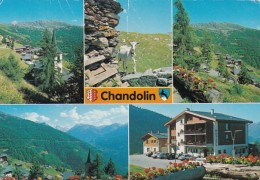 Switzerland Chandolin Multi View - VS Valais
