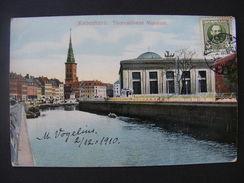 CPA København / Copenhague (Denmark/Danemark) - Thorvaldsens Musaeum - Danemark